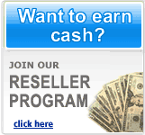 Become a Reseller, Earn Cash